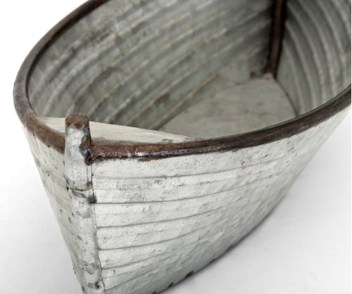 Boat Planters - Set of 2