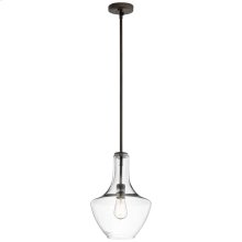 Everly Collection Pendant 1 Light OZ