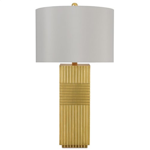 Odense Brass Table Lamp