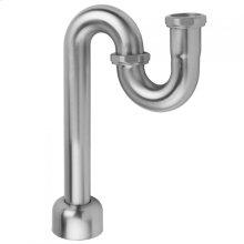 "Antique Brass - Tubular ""S"" Trap 1 1/4"""