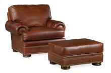 Ashby Ottoman (Leather)