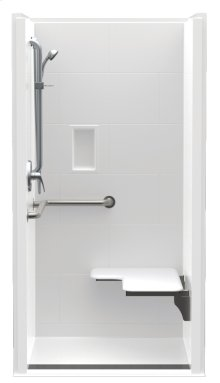 13636BFSCTTR - Freedomline Shower