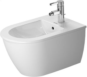 White Darling New Bidet Wall-mounted Product Image
