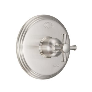 Miramar Pressure Balance Trim Only - Satin Chrome