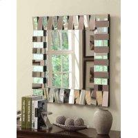Contemporary Square Mirror Product Image