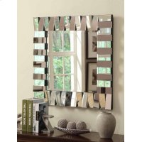 Contemporary Square Mirror Product Image