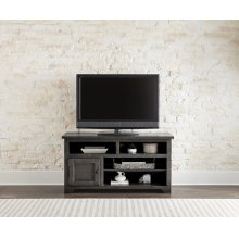 50 Inch Console - Storm Finish