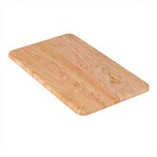 Moen natural wood cutting board