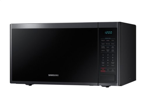1.4 cu.ft. Countertop Microwave (Black Stainless Steel)