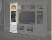 Left Stereo Cabinet