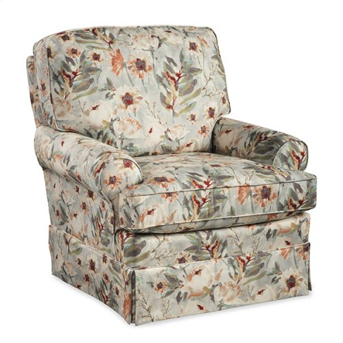 QUINN Swivel Glide Chair