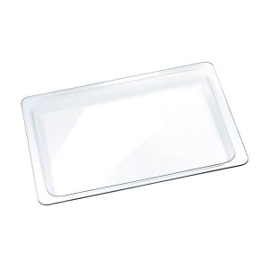 HGS 100 Genuine Miele glass bowl for shorter baking times. -