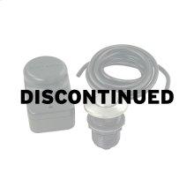 SinkTop Switch in Satin Nickel - Single Outlet