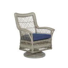 Willow Swivel Rocking Dining Chair