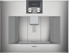 400 Series Fully Automatic Espresso Machine Stainless Steel-backed Glass Front Product Image