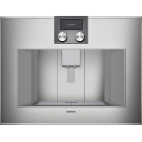 400 series 400 series fully automatic espresso machine stainless steel-backed glass front