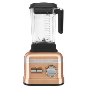 KitchenaidPro Line® Series Copper Clad Blender with Thermal Control Jar - Satin Copper