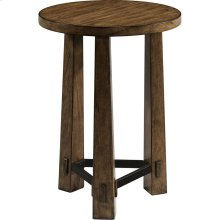 Winslow Park Round End Table