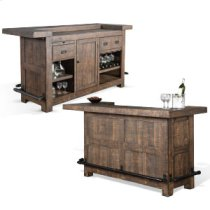 "80"" Homestead Bar Product Image"