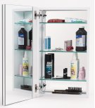 Mirror Cabinet MC21244 - Stainless Steel Product Image