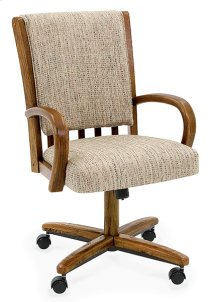 Chair Base: Wide (chestnut) Product Image