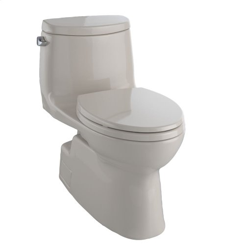 Carlyle® II One-Piece Toilet, 1.28 GPF, Elongated Bowl - Bone