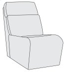 Clemens Armless Chair Product Image