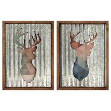 Sheet Metal Deer
