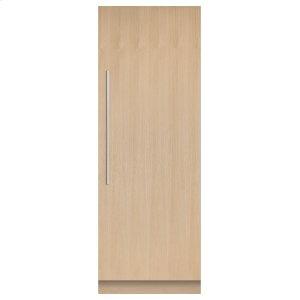 "Fisher & PaykelIntegrated Column Refrigerator, 30"""
