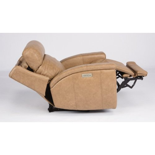 Sandlot Power Recliner with Power Headrest