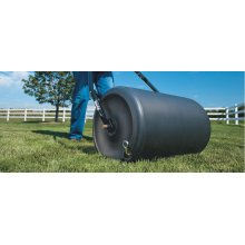 """18"""" x 24"""" Push/Tow Poly Roller - 45-0267"""