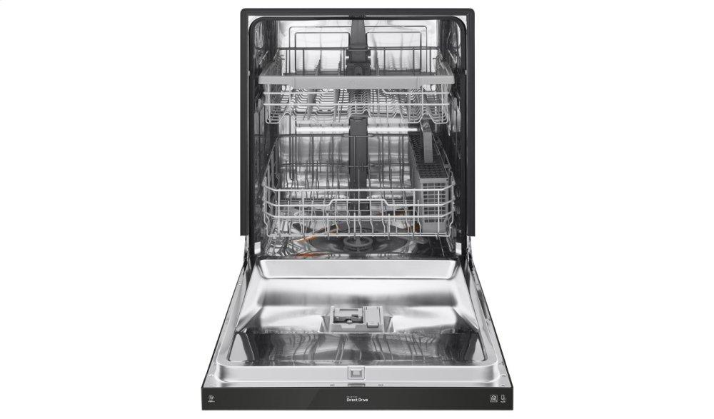 Ldf5545bb Lg Appliances Front Control Dishwasher With