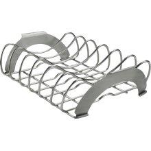 PRO Stainless Steel Rib / Roast Rack and Roast Rack