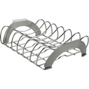 Napoleon BBQPRO Stainless Steel Rib / Roast Rack and Roast Rack