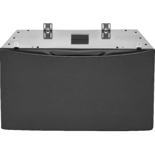 Luxury-Glide® Pedestal with Spacious Storage Drawer