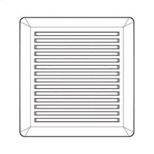 """Grille, NuTone 695 and 696N with 8"""" x 7-1/4"""" housing"""