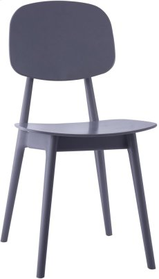 Tao Grey Chair (Set of 2) Product Image