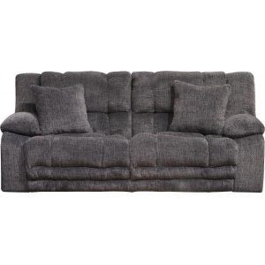 Lay Flat Recliner w/ Extended Ottomon