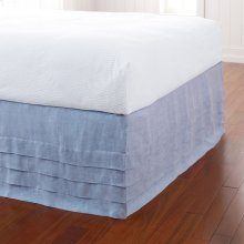 Waterfall Bed Panel, CAPRIBLUE, TW