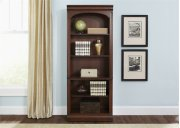 Jr Executive Open Bookcase Product Image