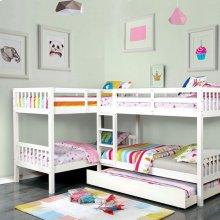 Marqutte Quadruple Twin Bunk Bed