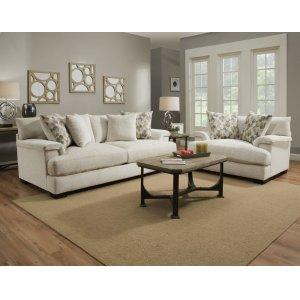 American Furniture Manufacturing2100 Shambala Cream Sofa