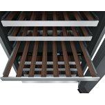 Freedom(r) Wine Cooler With Glass Door 24'' Professional T24uw910rs