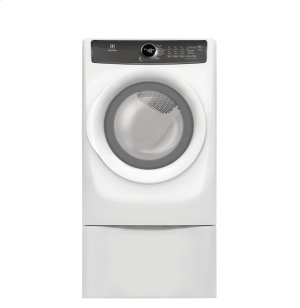 Front Load Perfect Steam Gas Dryer with 7 cycles - 8.0 Cu. Ft. Product Image