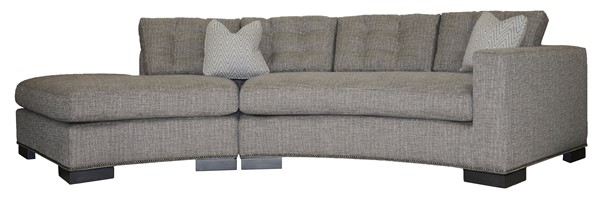Bennett Left Loveseat Lounge W180B-LLG