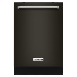 44 dBA Dishwasher with Clean Water Wash System - Stainless Steel with PrintShield™ Finish