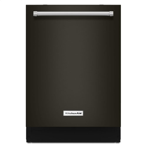 44 dBA Dishwasher with Clean Water Wash System - Black Stainless Steel with PrintShield™ Finish