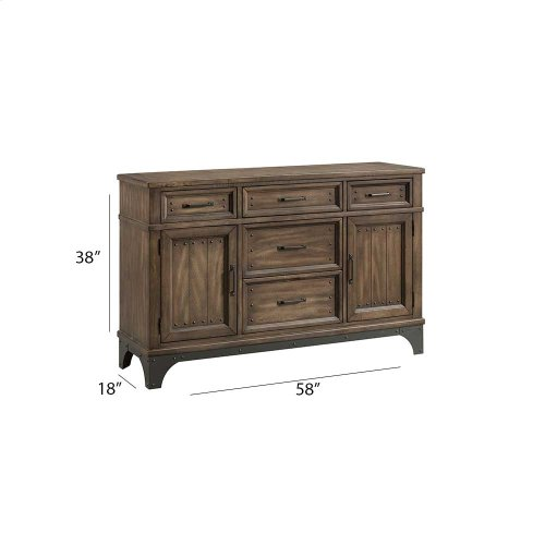 Dining - Whiskey River Sideboard