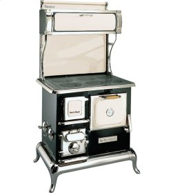 Ivory Sweetheart Wood Cookstove without Water Reservoir