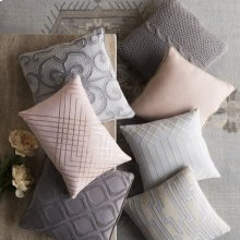"""Genevieve GN-003 18"""" x 18"""" Pillow Shell Only"""